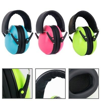 Kids Childs Baby Ear Muff Defenders Noise Reduction Earmuffs Festival Protection