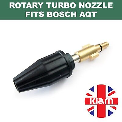 Rotary Turbo Nozzle Dirtblaster for Bosch AQT Pressure Washer - 2200 PSI