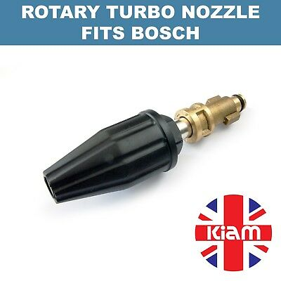 Rotary Turbo Nozzle Dirtblaster for Bosch Pressure Washer - 2200 PSI