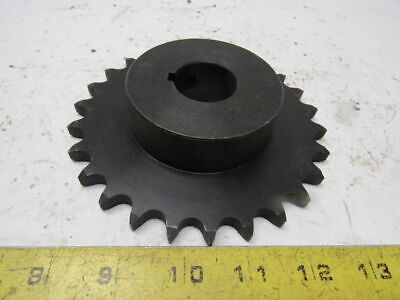 """#50 Roller Chain Sprocket 26T 1-3/16"""" Bore"""