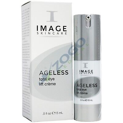 Image Skincare Ageless Total Eye Lift Creme 0.5 oz - New in Box