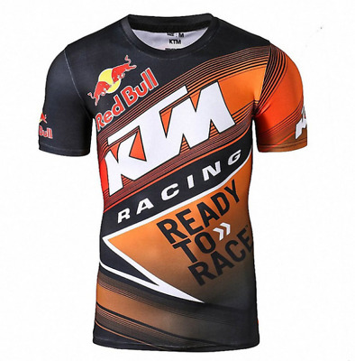 Team FOR KTM Motocross MX Racing Cycling Clothes Ropa Ciclismo DH Jersey MTB Bik