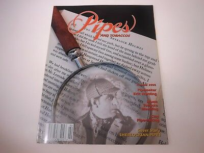 Group Lot 6 Issues Pipes & Tobaccos Magazines Spring Summer Fall Winter '97-00