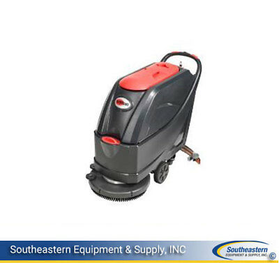 """New Viper AS5160 20"""" Traction Drive Floor Scrubber"""