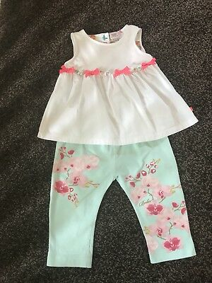 Ted Baker Baby Girls Age 9-12 Months