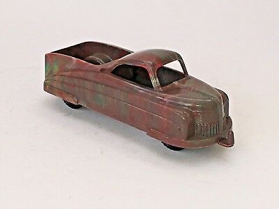 "Streamline Art Deco Pick Up Truck Ideal Usa Bakelite Plastic 4 1/2""  11.5Cm"
