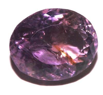 10.25 cts Natural Untreated Earth Mined Ametrine 15 x 12 Gemstone #dar252