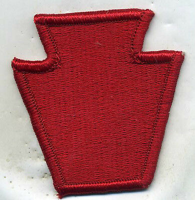 US Army 28th Infantry Division Color Patch