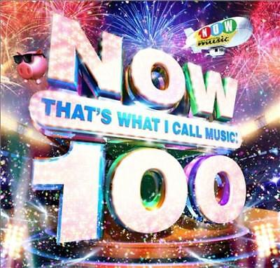 Various Artists - Now That's What I Call Music! 100 New Cd