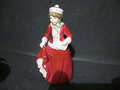 ROYAL DOULTON Figurine  BEST WISHES HN 3426 Made in Engand  SM T35 PA