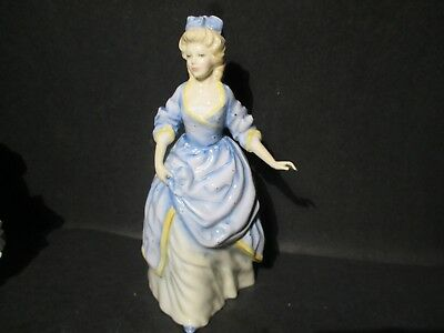 Royal Doulton Figurine  CHRISTINE   HN 3767  Made in Engand  SM T42 PA