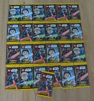 Lego Star Wars™ Serie 1 Cromos Coleccionables Game 25 Booster-125 Cartas
