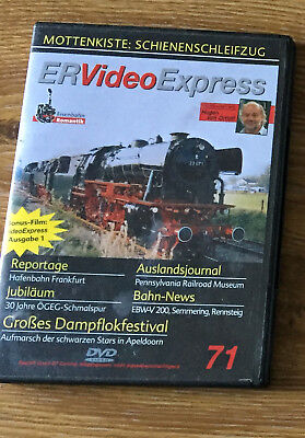 ER Video Express DVD Nr. 71