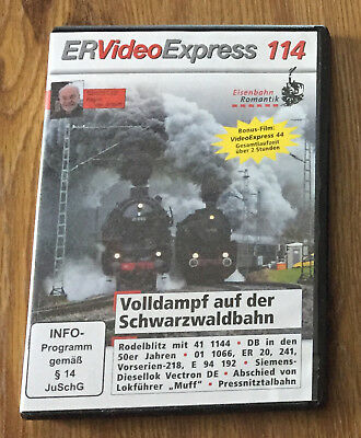 ER Video Express DVD Nr. 114