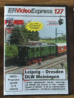 ER Video Express DVD Nr. 127
