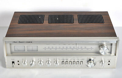 Vintage Fisher RS-1058 Stereo Receiver Studio Standard - Looks great - WORKS!