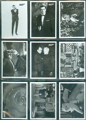 James Bond 50th Anniversary Ser 1 108 Card From Russia With Love Throwback Set