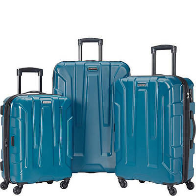 Samsonite Centric 3 Piece Expandable Hardside Spinner Luggage Several Colors