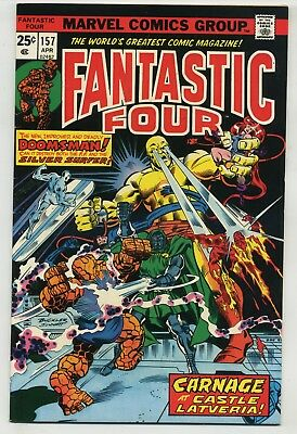 Fantastic Four 157 Silver Surfer High Grade