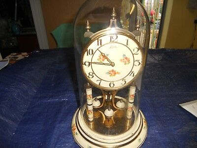 Glass dome Kundo clock