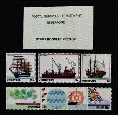 nystamps British Singapore Stamp # 164 // 338a Mint OG NH $40