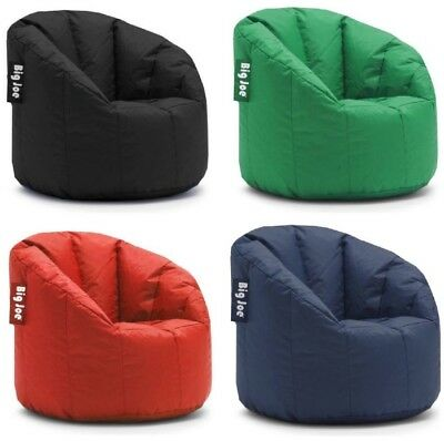 Surprising Very Comfortable Big Joe Milano Bean Bag Chair Multiple Ocoug Best Dining Table And Chair Ideas Images Ocougorg