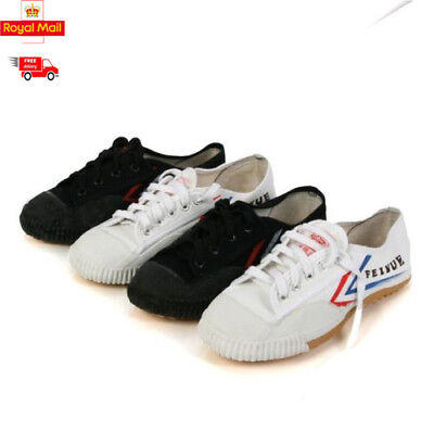 UK Feiyue Original Lo Parkour Training Martial Arts Wushu Sneakers Kung Fu Shoes