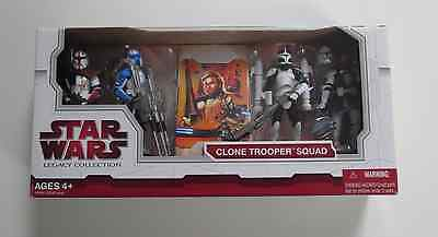 Clone Trooper Squad - Legacy Collection