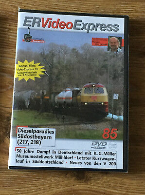 ER Video Express DVD Nr. 85