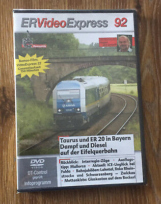 ER Video Express DVD Nr. 92