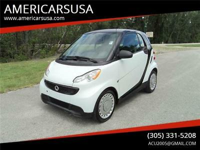 Smart fortwo Pure Auto A/C Carfax certified Great condition 2013 smart fortwo Pure Auto A/C Carfax certified Great condition