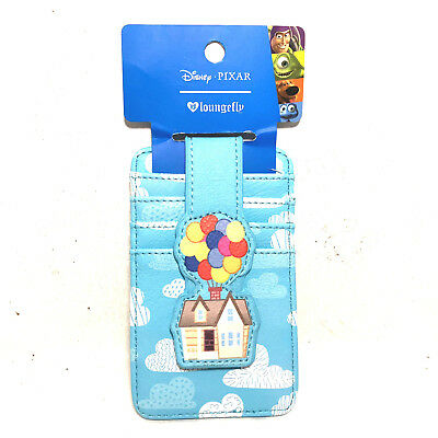 Loungefly Disney Pixar Up Balloons Cardholder Wallet