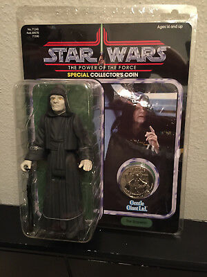 Gentle Giant Jumbo Kenner POTF Emperor Palpatine exclusive 12inch Action Figure