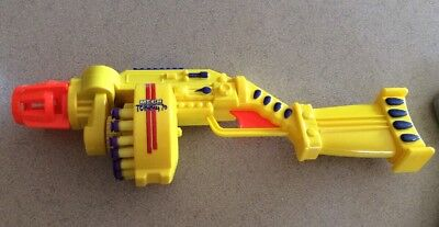 Buzz Bee Toys Motorized Automatic Gun Mech TOMMY 20 2005 Ammo Batteries Included