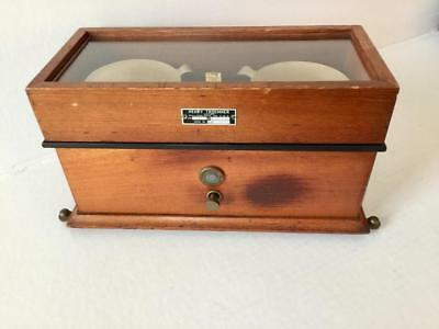Henry Troemner Apothecary Scale Antique