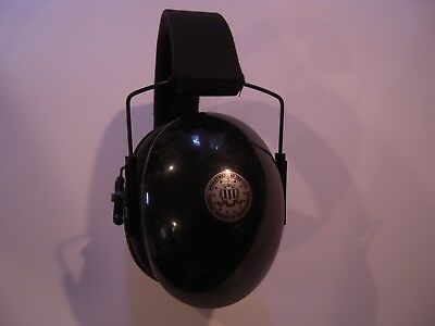 FBI Ear Muffs  Shooting Noise Reduction Hunting Sports Quantico VA