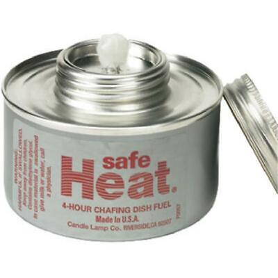 Sterno 10106 Safe Heat Chafing Dish Fuel 24 Pack