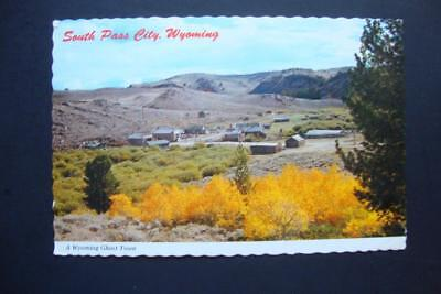 410) South Pass City Wyoming ~ Old Gold Mining Town ~ On The Oregon Trail Route