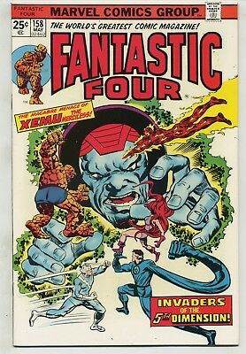 Fantastic Four 158 High Grade