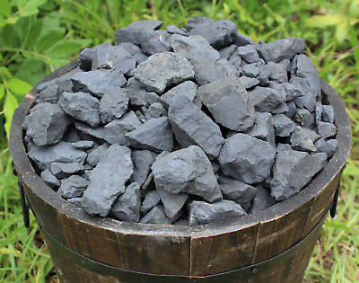 10 lb Wholesale Bulk Lot Natural Rough Shungite, Raw Healing Stone Russia
