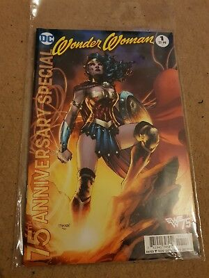Wonder Woman 75 Anniversary Special Comic