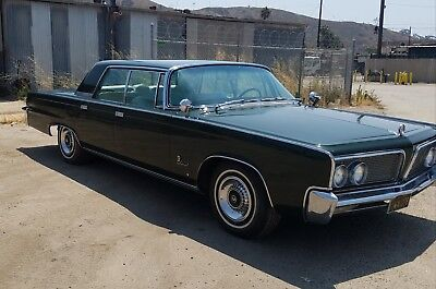 1964 Chrysler Imperial  Preowned - One Owner