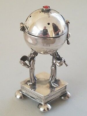 Antique Russian Silver (84) Spice Tower Circa. 1894 - EXCELLENT!