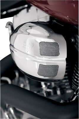 Vance & Hines VO2 Air Intake with Drak Cover Chrome 70003