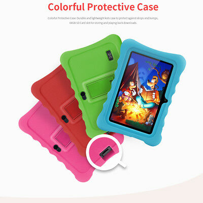 """Ainol Q88 7"""" Tablet PC For Kids Education Android 7.1 1G+16 GB Quad-Core 4 Color"""