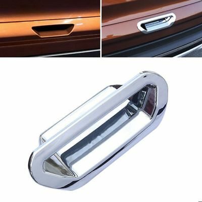 Chrome Rear Trunk Door Handle Bowl Cover Trim Fit For 2013-2018 Ford Escape Kuga