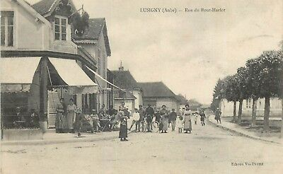 10 Lusigny Rue Du Bout-Harlot Animee