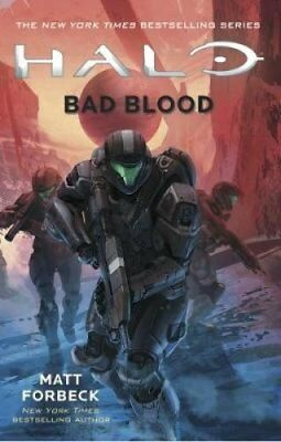 Halo: Bad Blood by Matt Forbeck 9781789090390 (Paperback, 2018)