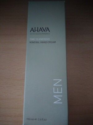 Ahava Mineral Hand Cream Men