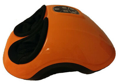 New Shiatsu Foot Massager with Heat Therapy, Deep Kneading & Air Massage (O)